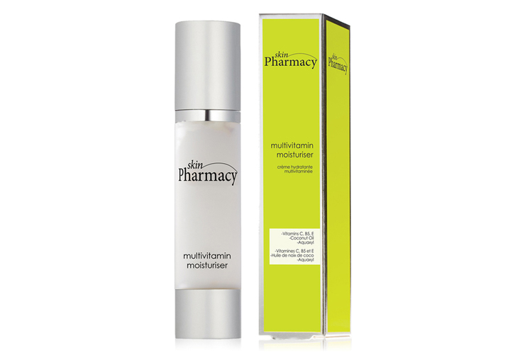 Skin Pharmacy. Crema hidratante multavitaminica