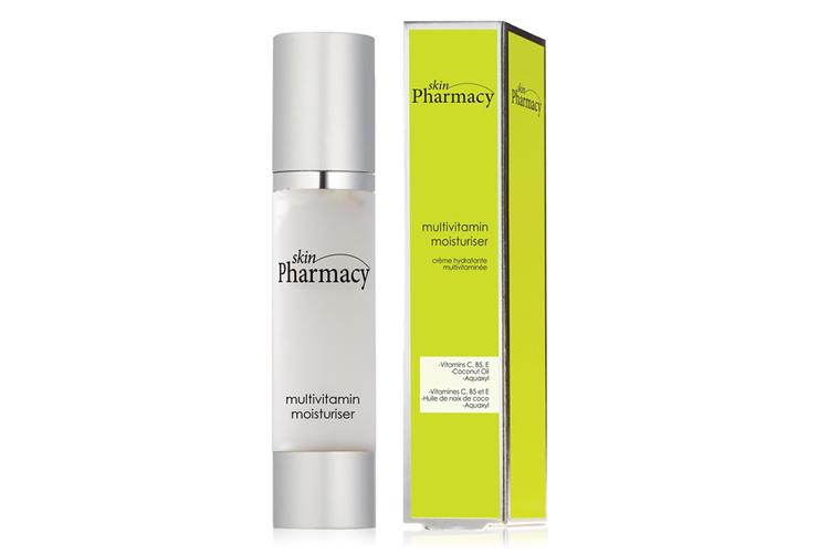 Skin Pharmacy. Crema hidratante multavitaminica
