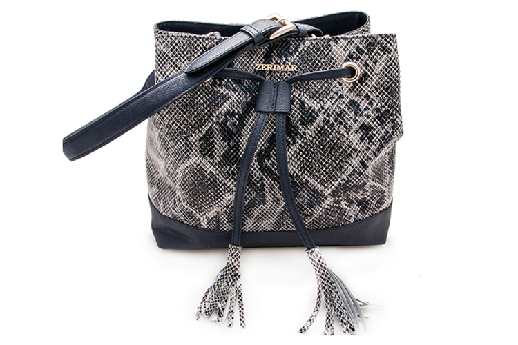 Zerimar. Bolso animal print