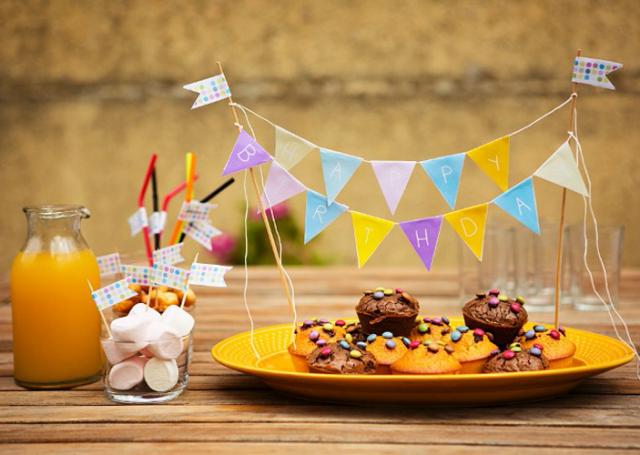 Ideas para tus fiestas infantiles