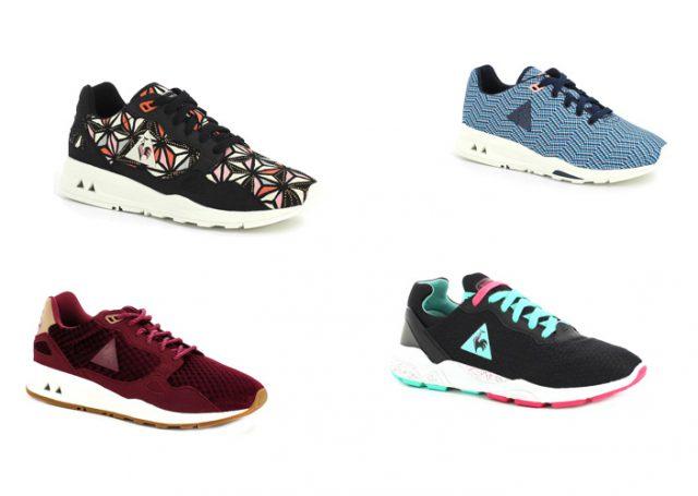 Le Coq Sportif: zapatillas que no pasan de moda