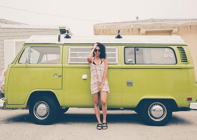 Vestidos cortos estampados, la prenda del verano