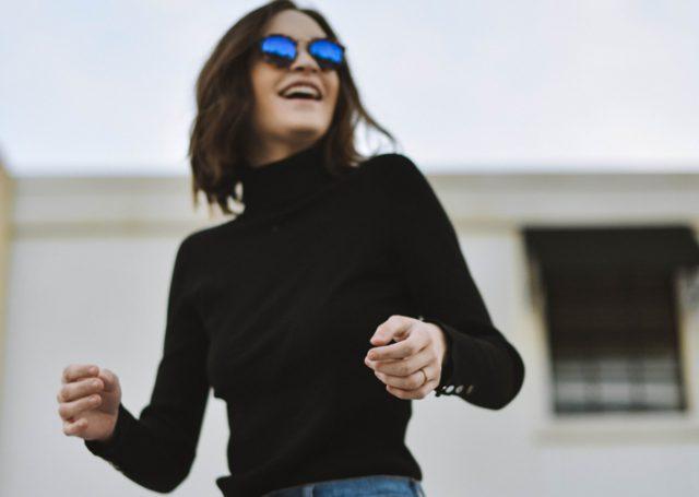 Carrera: Gafas para otoño