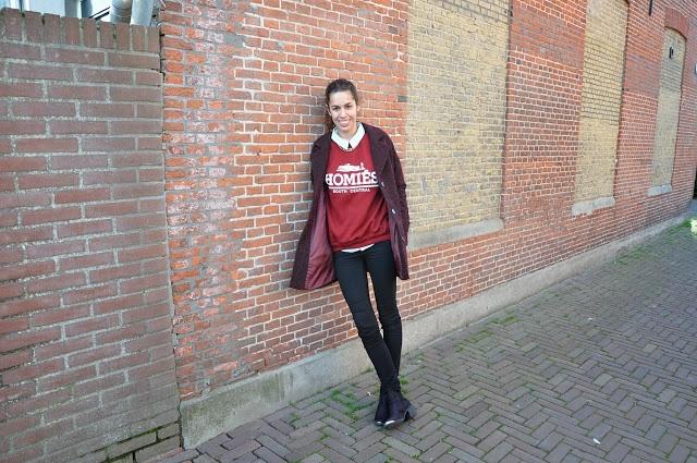 Homies Sweatshirt-48470-redvelvet