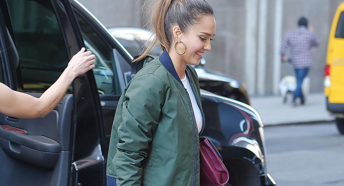 Bomber Jessica Alba Revolve Clothing