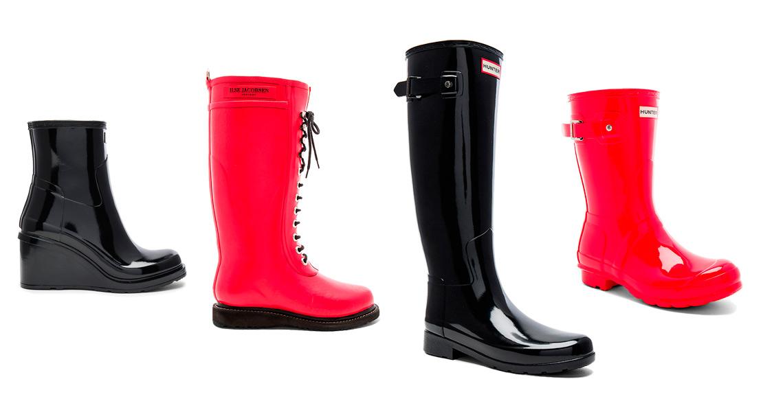 Botas de lluvia de Revolve Clothing