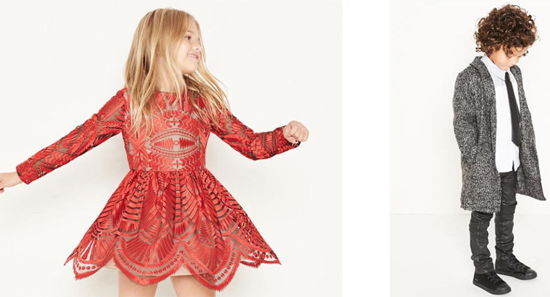 Revolve Clothing Moda Niños