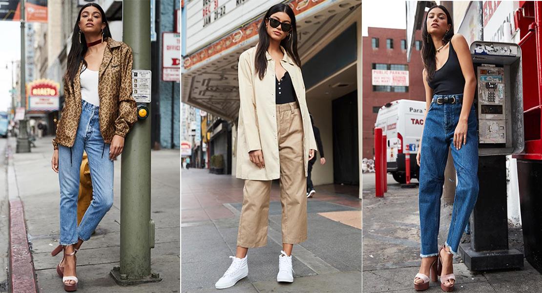 Looks de streetstyle de revolve clothing inspiración