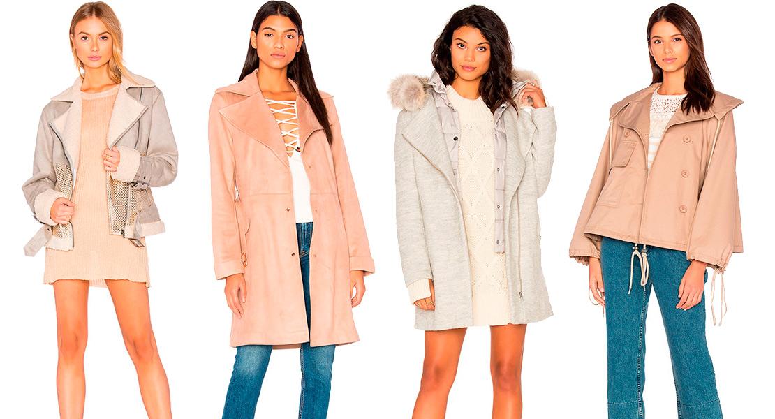 Abrigos y chaquetas de entretiempo de Revolve Clothing