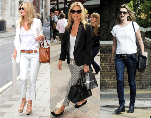 Wear the white t-shirt: Summer-65-yirandygarcia