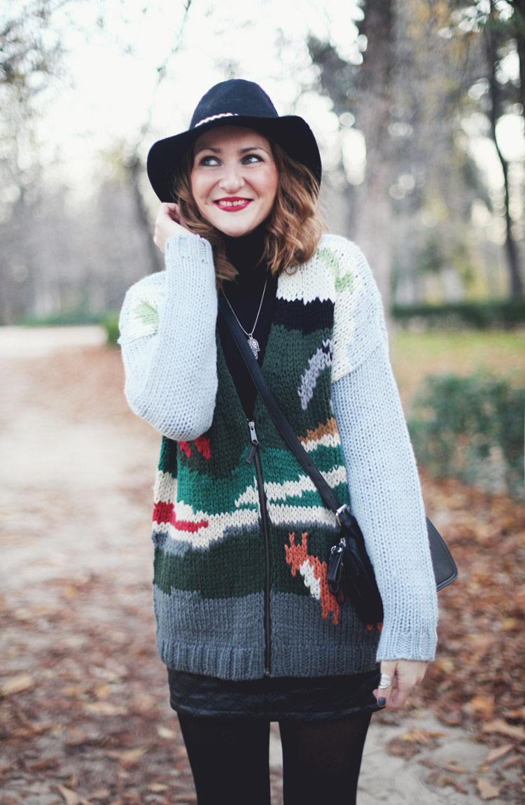 blogger-cardigan