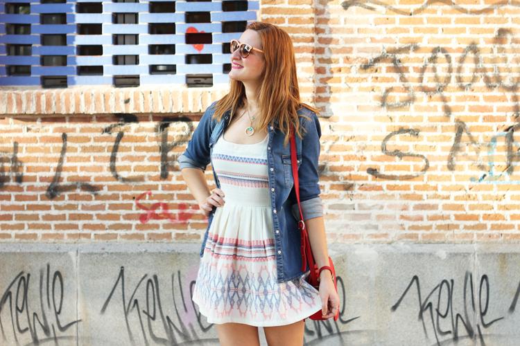 street-style-vestido-pullandbear-zara
