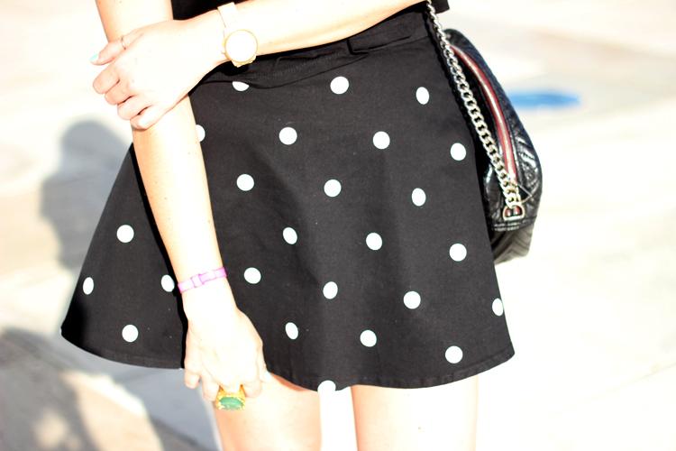 skirt-dots