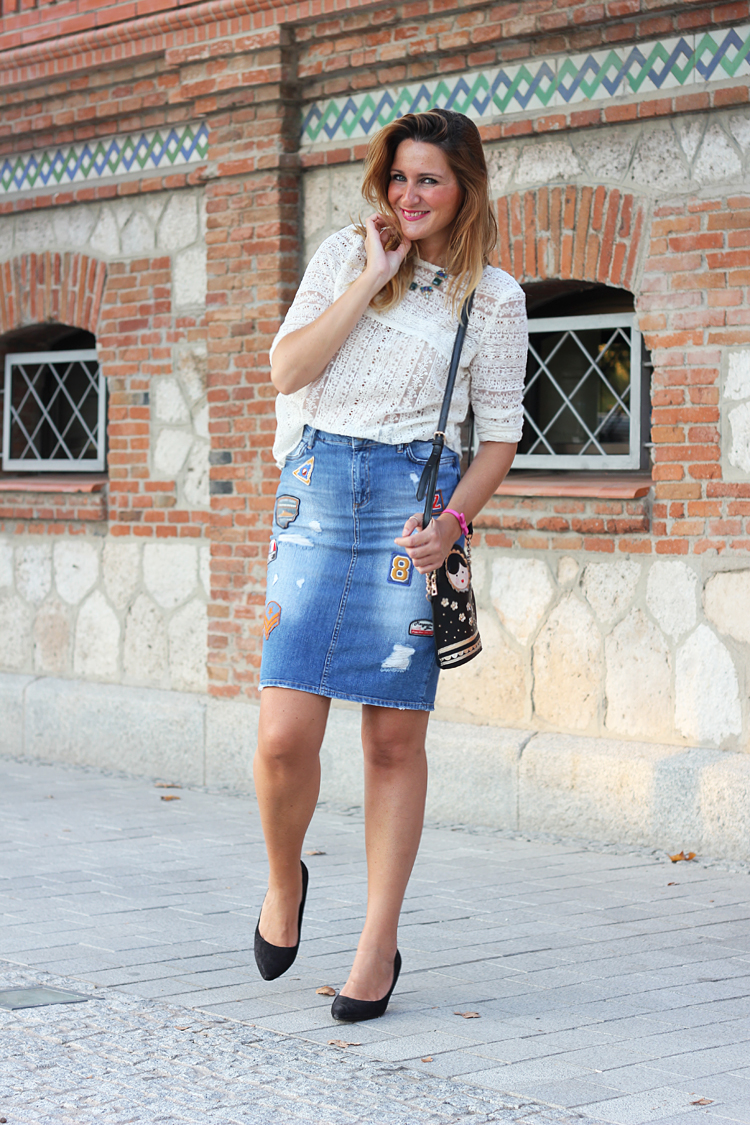 denim-skirt