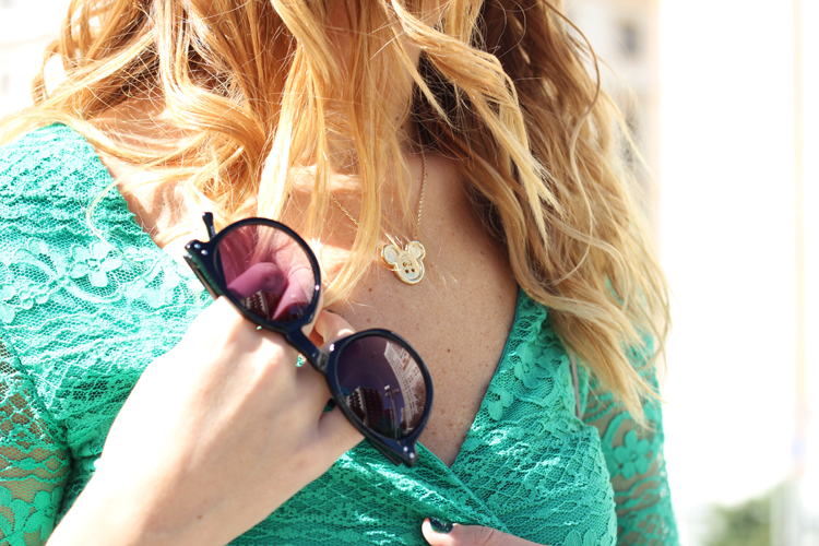 lace-dress-green-asos
