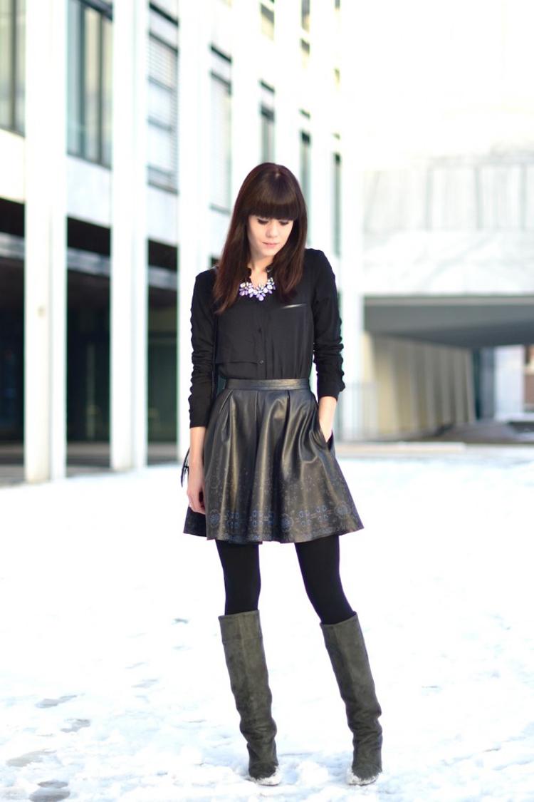 black-look