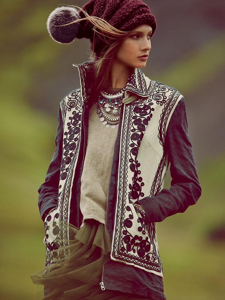 ethnic-look