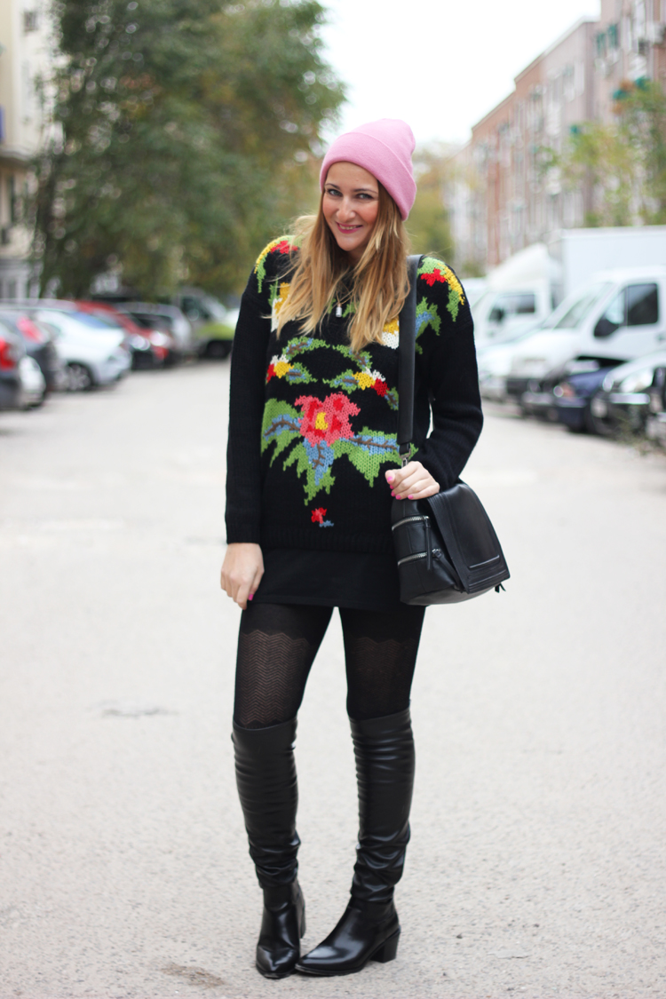 sweater-asos-knitboots-zara