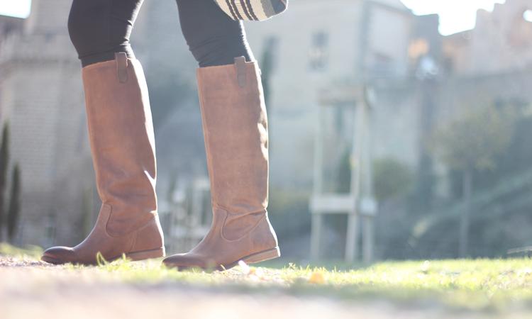 botas-mustang-altas-marrones
