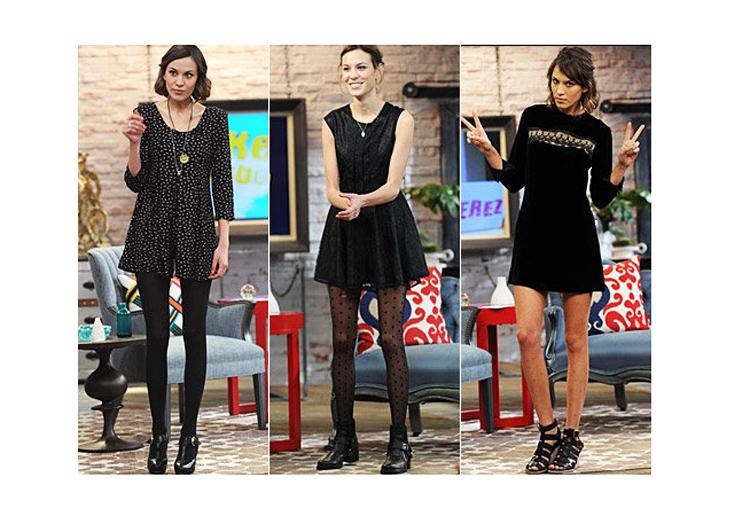 alexa-chung-black-looks