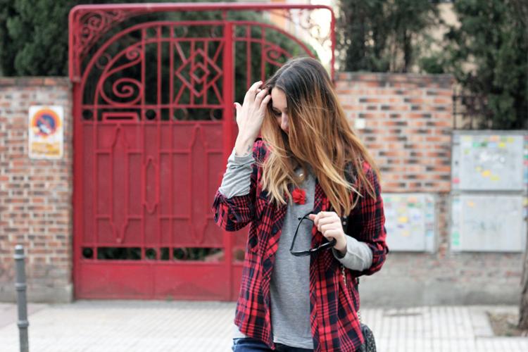 look-rojo