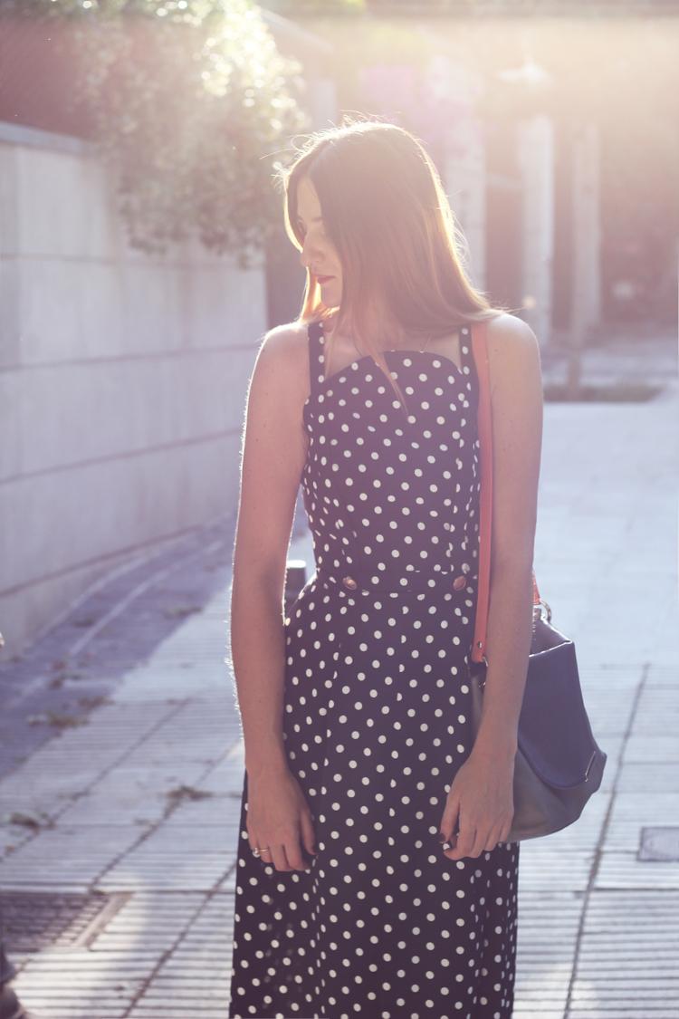 dot-dress