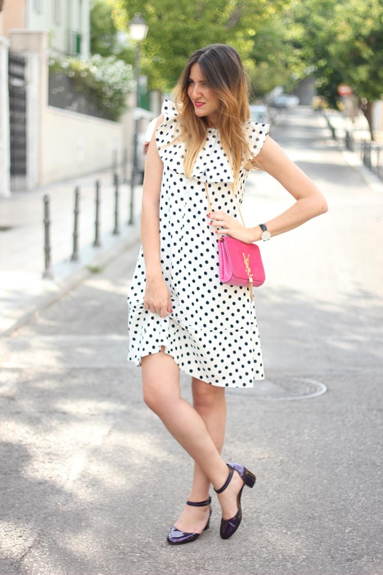 dots-dress