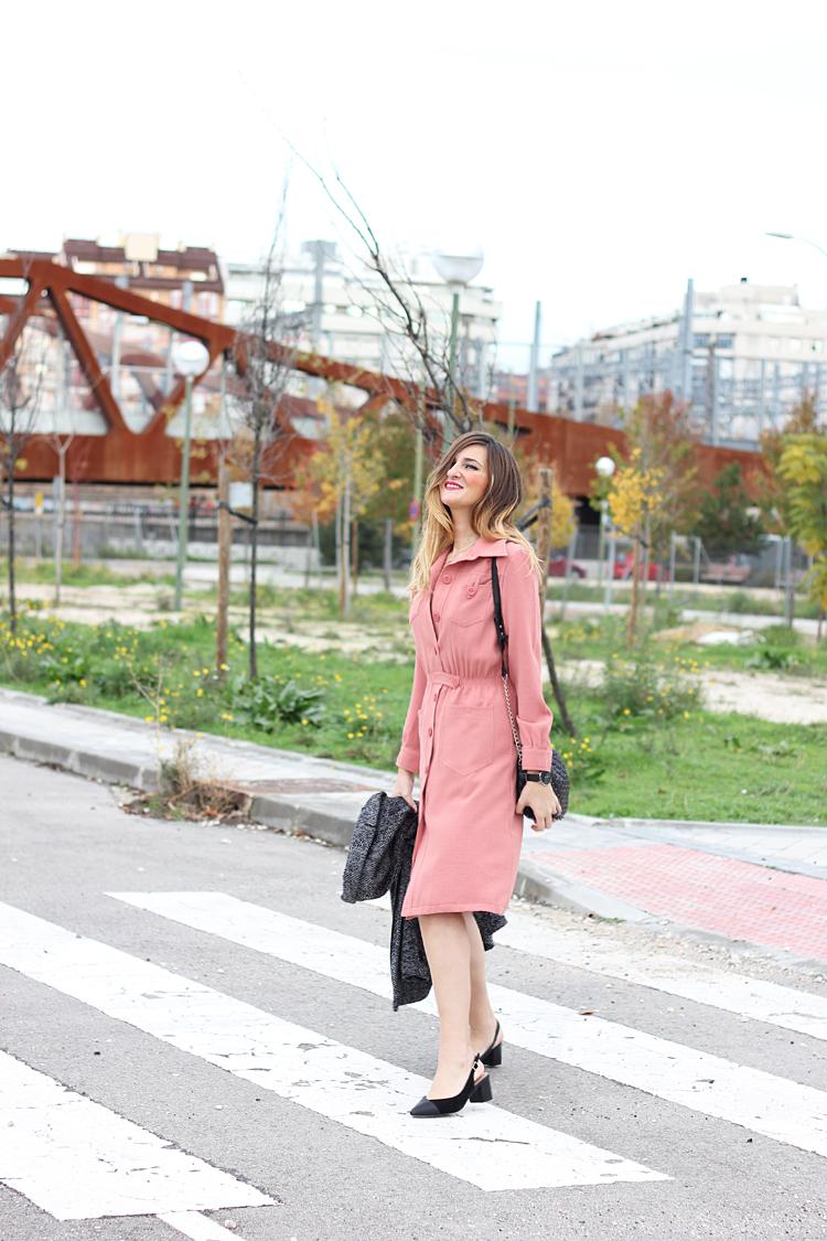 street-style-midi-dress