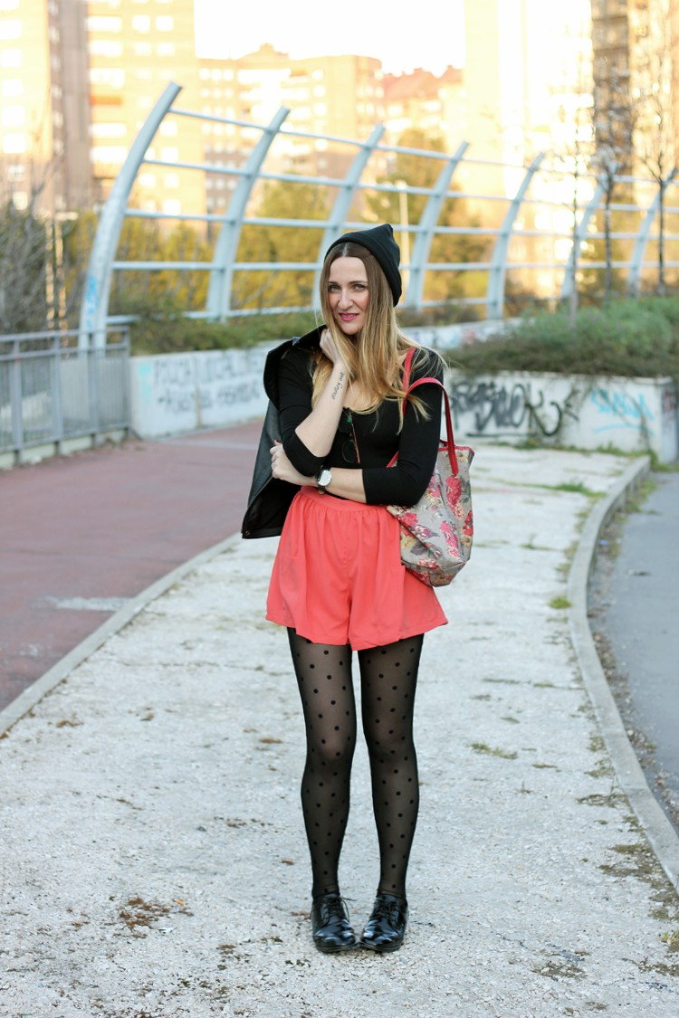 shorts-rosas
