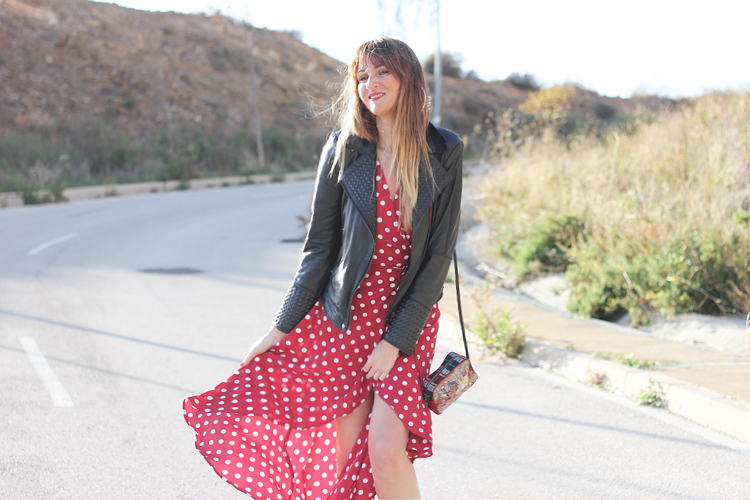 revolve_clothing_dots_dress