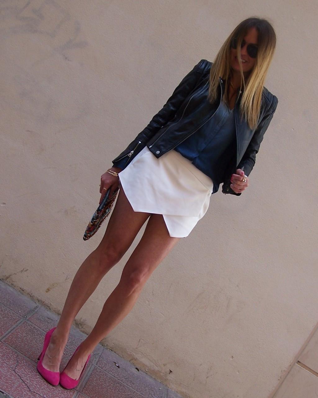 Por fin¡¡¡ Mini Falda Pantalón + Perfecto-932-sdiosas