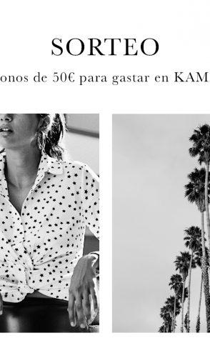 Sorteamos 3 bonos de 50 € para gastar en Kameo