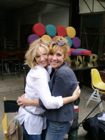 Sonia Grande (costume designer) with Rachel McAdams-1028-monicaparga