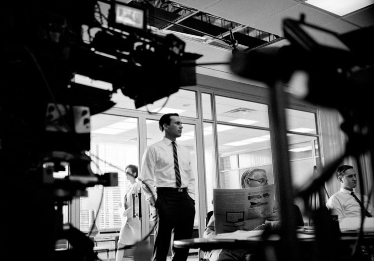mad men, behind the scenes