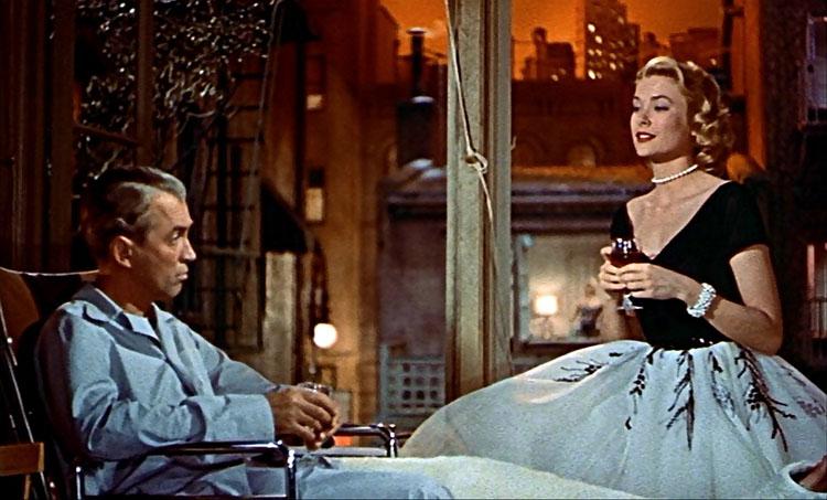 Grace kelly in 39 rear window 39 costumes by edith head sin categor a movie 39 s closet - La finestra sul cortile film completo ...