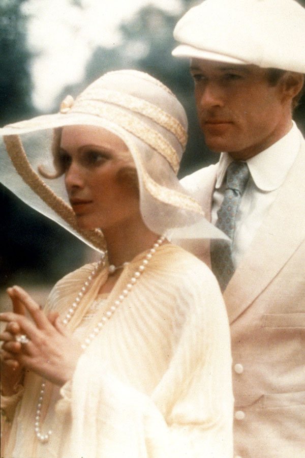 The Great Gatsby: 1974 version with Robert Redford and Mia Farrow-2291-monicaparga