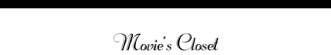 Movie's Closet