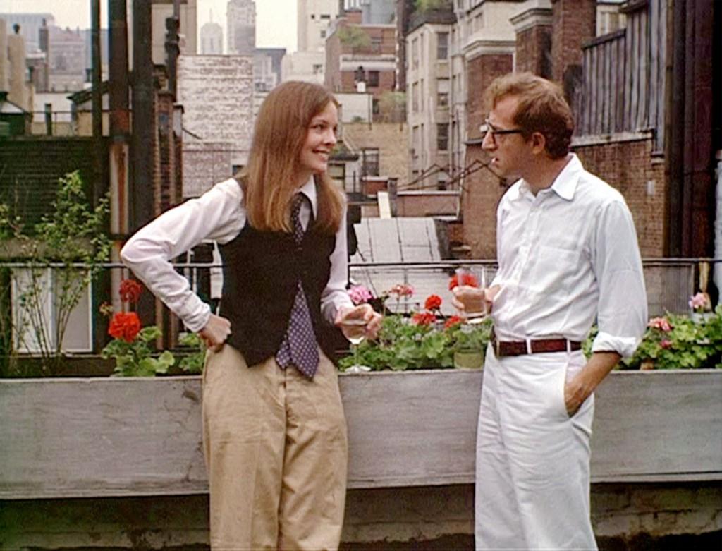 Escena de la semana: Diane Keaton y Woody Allen en 'Annie Hall'-3605-monicaparga