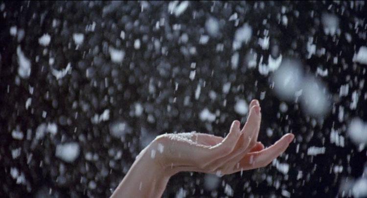 Escena De La Semana El Baile Bajo La Nieve De Eduardo