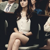 Fashion victim style in 'The Bling Ring'