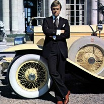 The Great Gatsby: 1974 version with Robert Redford and Mia Farrow