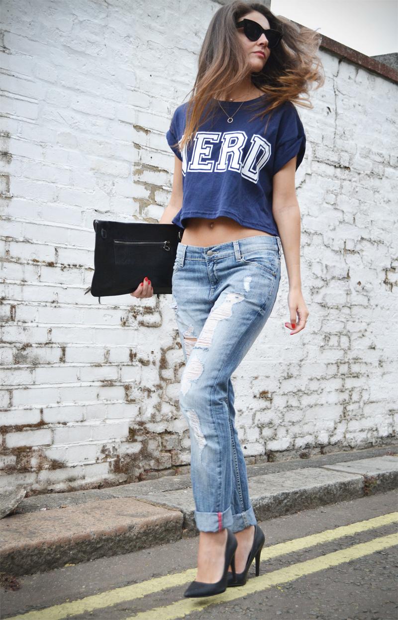 boyfriend jeans crop top 5