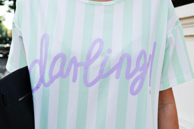 darling tshirt chicwish