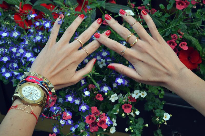 rings flowrs