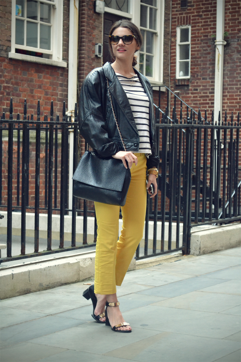 yellow and stripes 3