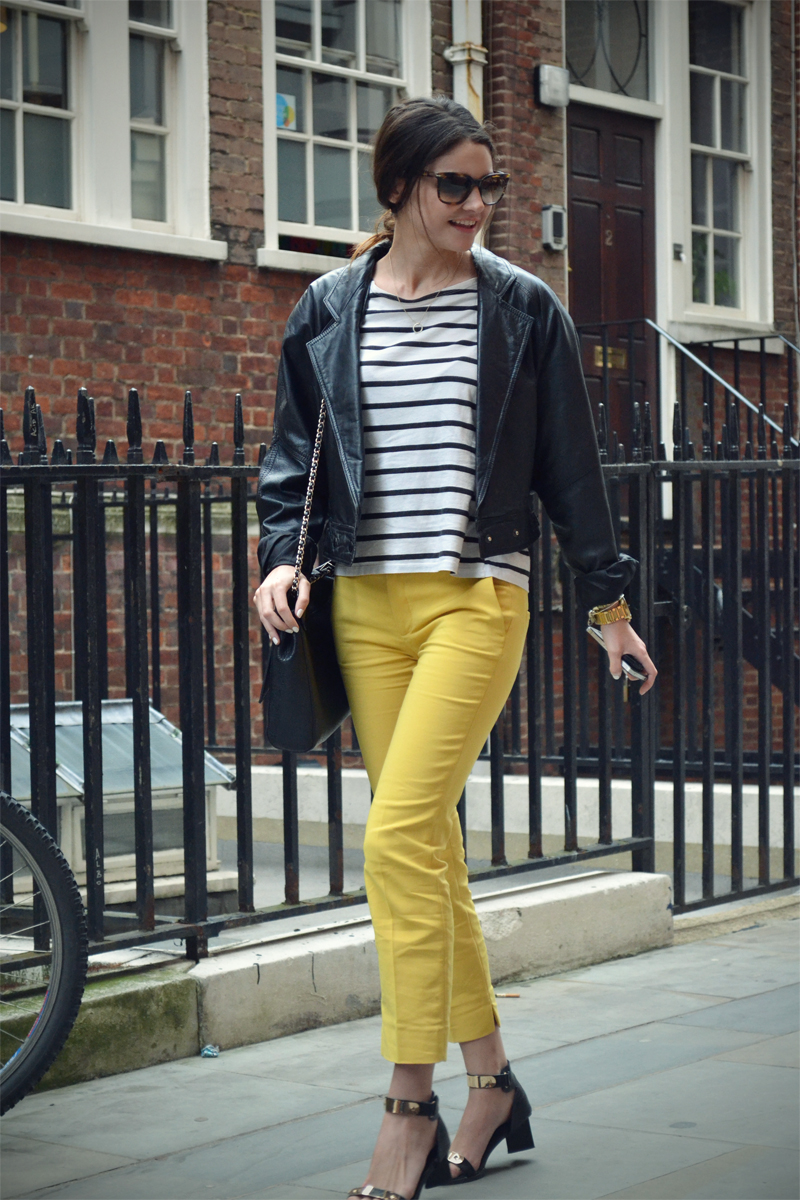 yellow and stripes 4