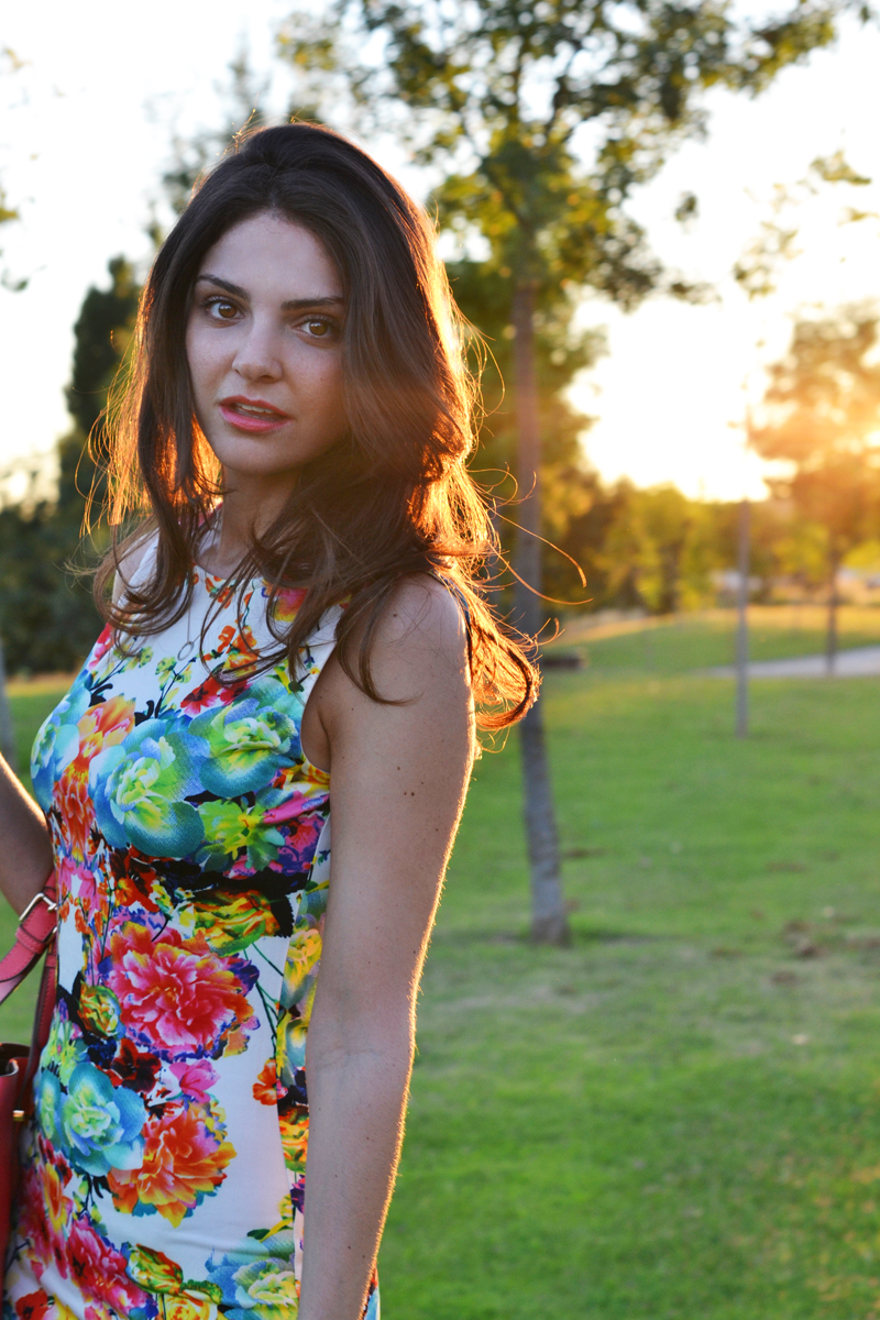 flowered dress4