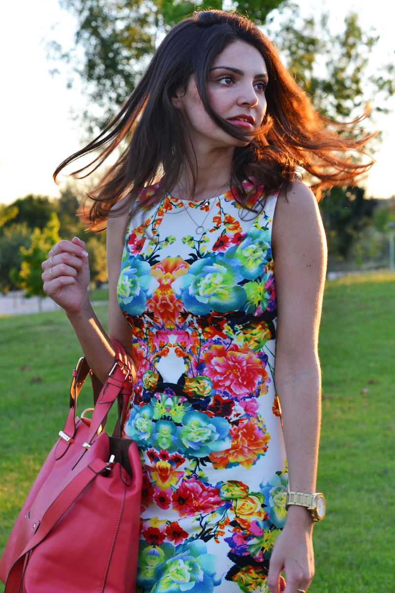 flowered dress6