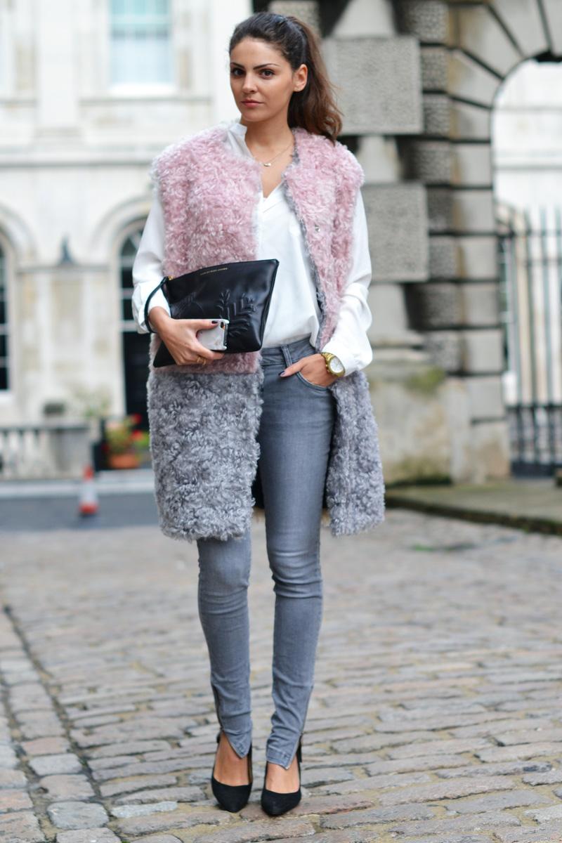 london fashion week day1
