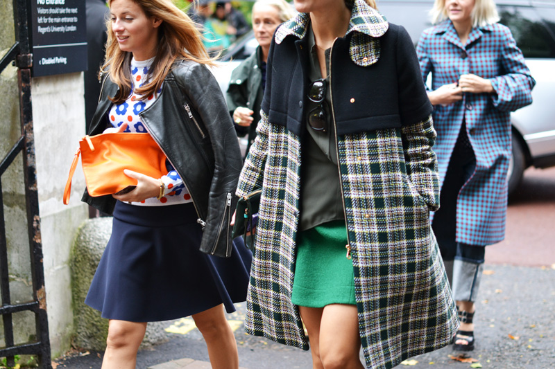 london fashion week street style 5
